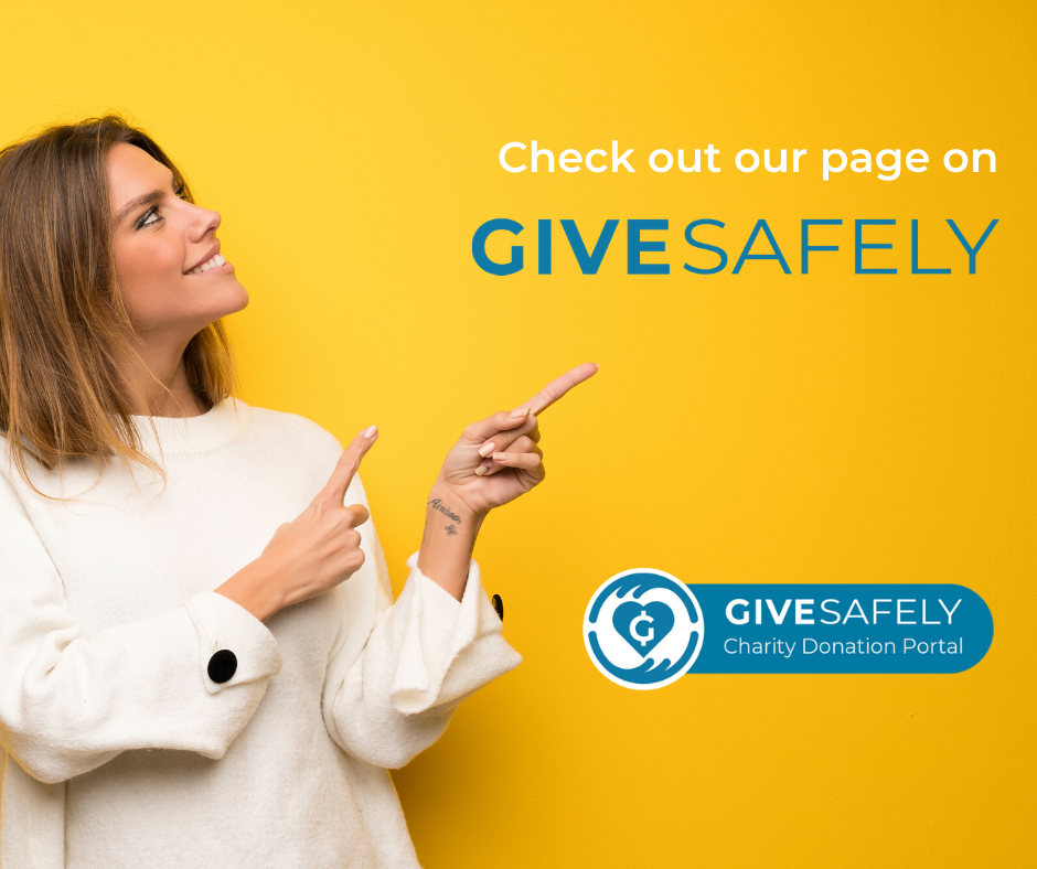 Givesafely Page Facebook 2