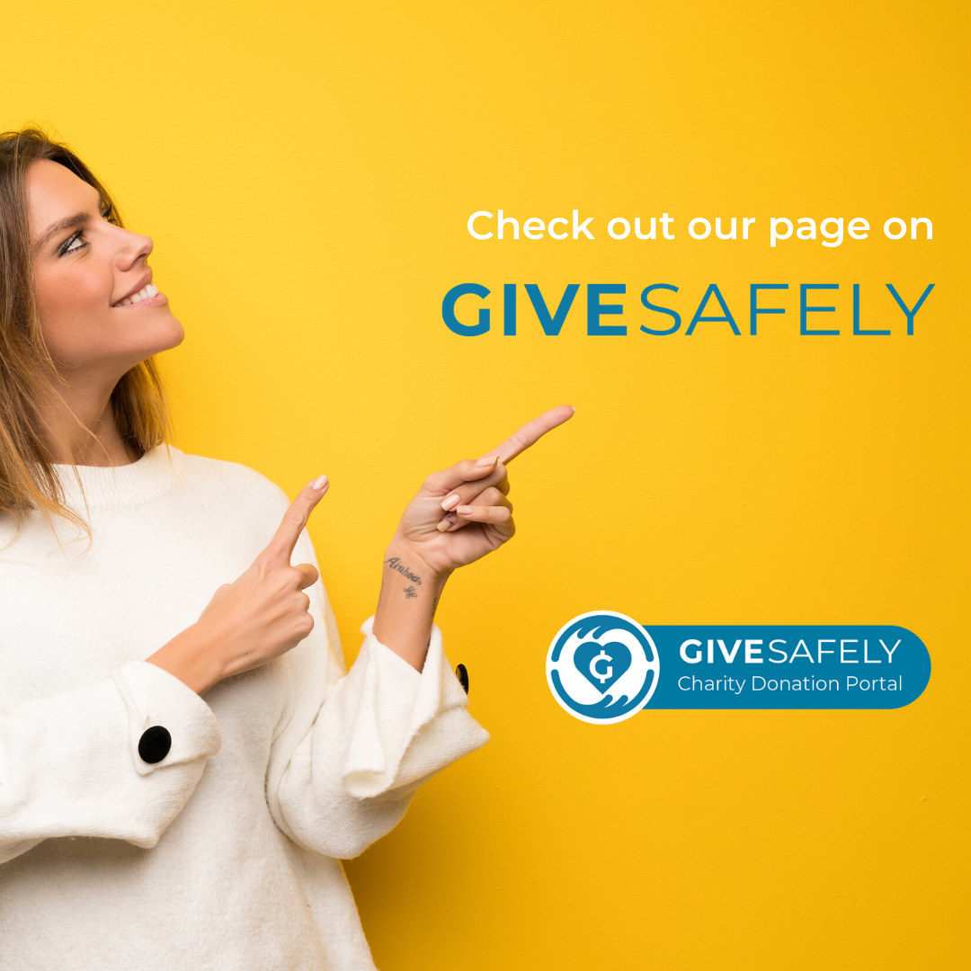 Givesafely Page Instagram 2